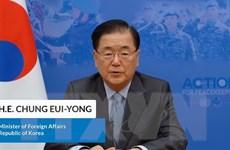 Ngoại trưởng Hàn Quốc: Chính sách mới của Mỹ với Triều Tiên là thực tế
