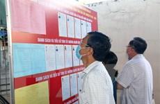 [Video] Bình Thuận: Người dân huyện đảo Phú Quý nô nức đi bầu cử