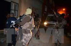 Tình báo Thổ Nhĩ Kỳ bắt giữ nghi phạm IS bị Mỹ truy nã
