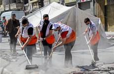 Xung đột Israel-Palestine: Nhịp sống ở dải Gaza yên bình trở lại