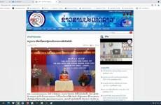 Bầu cử QH và HĐND: Báo Lào đưa tin Việt Nam tổ chức bầu cử thành công