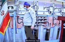 Iran tuyên bố vẫn đang tiến hành làm giàu urani ở mức 60%