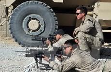 Lầu Năm Góc thông báo tiến độ rút quân khỏi Afghanistan