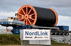 Đức và Na Uy khánh thành dự án cáp ngầm trao đổi điện dưới biển