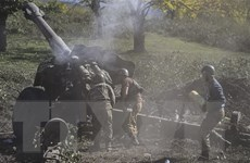 Quân đội Azerbaijan bắt 6 binh sỹ Armenia tại khu vực biên giới