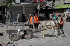 Cao ủy LHQ về nhân quyền lo ngại về mức độ thiệt hại tại Dải Gaza