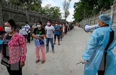 """Campuchia thực hiện tiêm chủng COVID-19 theo """"Chiến lược nở hoa"""""""