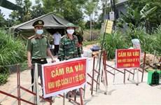COVID-19: Phú Thọ dỡ chốt phong tỏa, cách ly y tế tại xã Tân Phương