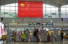 Hoạt động sản xuất và dịch vụ chuyển động trái chiều tại Trung Quốc