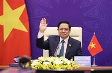Thủ tướng dự Hội nghị thượng đỉnh đối tác về tăng trưởng xanh