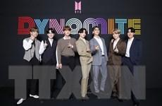 Bản hit ''Dynamite'' mang lại kỷ lục mới cho ban nhạc BTS