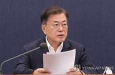 Tổng thống Hàn Quốc và lãnh đạo 4 tập đoàn thảo luận về đầu tư vào Mỹ