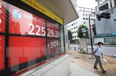Chứng khoán châu Á diễn biến trái chiều trong khi đồng USD ở mức yếu