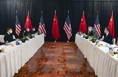 Mỹ-Trung nối lại liên hệ bình thường về kinh tế và thương mại