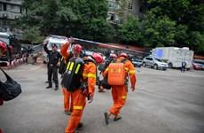 Trung Quốc: Hỏa hoạn tại thị trấn cổ, chưa xác định được nguyên nhân