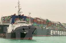 Tàu Ever Given mắc cạn: Cơ quan quản lý Suez có một phần lỗi