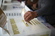 Người dân Mexico tham gia cuộc bầu cử quốc hội giữa kỳ