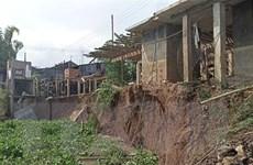 Đề phòng lũ quét, sạt lở đất ngập úng cục bộ tại Thanh Hóa và Nghệ An