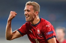 """EURO 2020: Tomas Soucek - Đôi chân marathon """"gánh"""" cả đội tuyển Séc"""