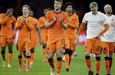 EURO 2020: Cơ hội chỉ rõ ràng hơn cho Hà Lan sau vòng bảng