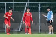 Tiền đạo Văn Toàn hồi phục thần tốc, sẵn sàng ra sân trước Malaysia