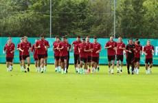 Đội tuyển Thổ Nhĩ Kỳ quyết tâm có điểm trong trận khai mạc với Italy