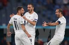 EURO 2020: Tấn công nghẹt thở, Italy chiến thắng Thổ Nhĩ Kỳ