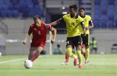 Vòng loại World Cup 2022: Thua Việt Nam, Malaysia tan giấc mơ