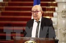 Ngoại trưởng Pháp khẳng định không chấm dứt sự can dự ở Sahel
