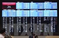 Chứng khoán châu Á nối tiếp xu hướng tăng điểm trên toàn cầu