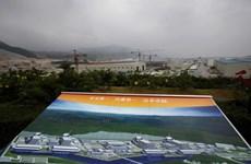 Trung Quốc: Không có rò rỉ phóng xạ tại nhà máy điện hạt nhân Đài Sơn