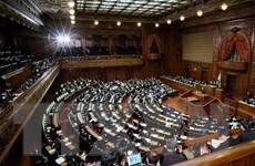 Quốc hội Nhật Bản kết thúc kỳ họp sau 150 ngày làm việc tập trung