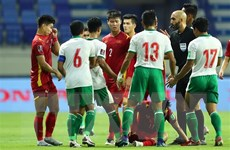 3 cầu thủ Indonesia dương tính với COVID-19 sau khi trở về từ UAE