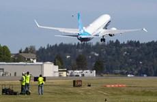 Boeing 737 MAX thế hệ mới nhất có chuyến bay thử nghiệm đầu tiên