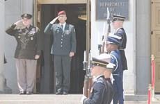 Mỹ và Israel thảo luận về vấn đề an ninh tại khu vực Trung Đông