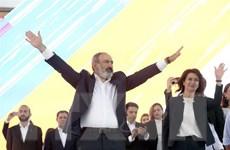 Thủ tướng Pashinyan kêu gọi đoàn kết xây dựng đất nước Armenia mới