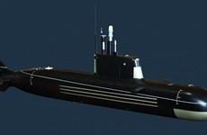 Nga phát triển tàu ngâm cỡ nhỏ chạy bằng năng lượng hạt nhân