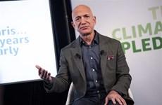 Amazon trở thành tập đoàn mua năng lượng tái tạo lớn nhất ở Mỹ