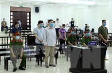 Xử phúc thẩm vụ án vi phạm quy định về đấu thầu tại CDC Hà Nội