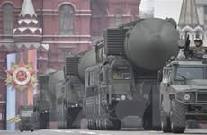 Nga thông báo kế hoạch đàm phán vòng đầu với Mỹ về kiểm soát vũ khí