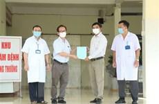 Đắk Lắk: Bệnh nhân COVID-19 có nguy cơ tử vong được ra viện