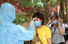 Nghệ An tổ chức đón 1.000 lao động từ tỉnh Bắc Giang về