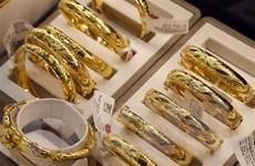 Giá vàng thế giới giảm nhẹ trong phiên 24/6 do giới đầu tư thận trọng