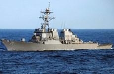 Hải quân Nga giám sát hoạt động của tàu chiến Mỹ ở Biển Đen