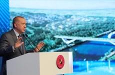 Thổ Nhĩ Kỳ xây dựng kênh đào Istanbul nối Biển Đen với Marmara