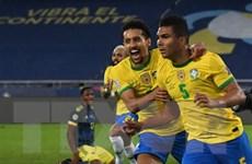 Xác định thêm 4 đội giành vé vào tứ kết Copa America 2021