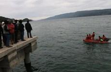 Indonesia: Tàu thủy chở khách bị chìm ở ngoài khơi đảo Bali