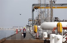 Giá dầu tại thị trường châu Á giảm do lo ngại COVID-19 bùng phát