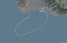 Máy bay Boeing gặp sự cố hạ cánh khẩn cấp ngoài khơi Honolulu