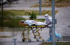 Nga ghi nhận ngày có số ca tử vong do COVID-19 cao chưa từng có